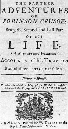 an important decision in the life of robinson crusoe The 'robinson crusoe  a life for himself defoe begins to get into the slavery issue and how it plays the major role in crusoe's single most important decision.