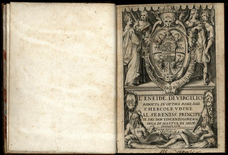L'Eneide di Virgilio: Ridotta in Ottava Rima
