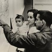 Hernández family, ca. 1962