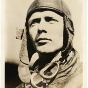 Charles A. Lindbergh, head shot