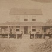 Bay View Villa, 1882-1883