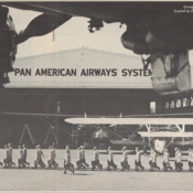 U.S. Navy students training at Pan Am facilities in Miami