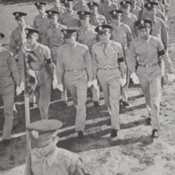 U.S. Army cadets training at Pan Am's Navigation School at the University of Miami