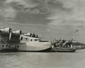 Hawaii Clipper at the dock
