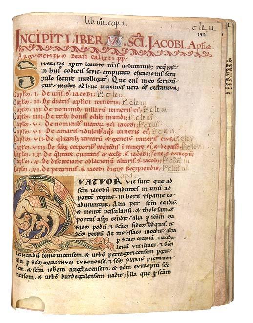 Codex Calixtinus Archives - Pilgrim Roads