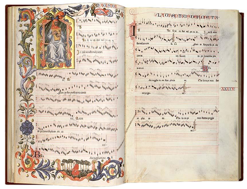[Squarcialupi codex.